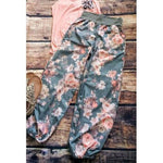Baggy Laced Floral Bottoms (5675524522136)