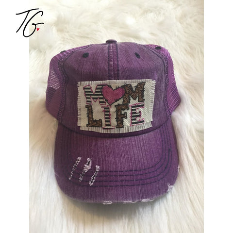 Copy of Mom Life Hat (5792123682968)