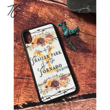 Aztec Horse Rubber iPhone Case (5796837032088)