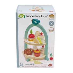 Tenderleaf Aftrenoon Tea set Box