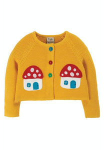 Little Annie Applique Cardigan