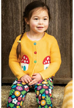 Load image into Gallery viewer, Little Annie Applique Cardigan