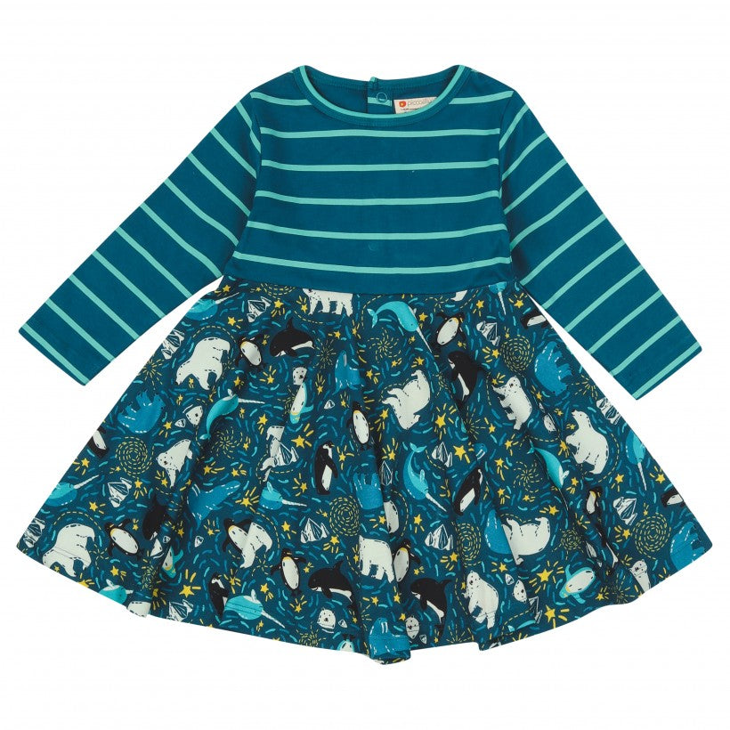 Piccalilly Arctic Dress Front