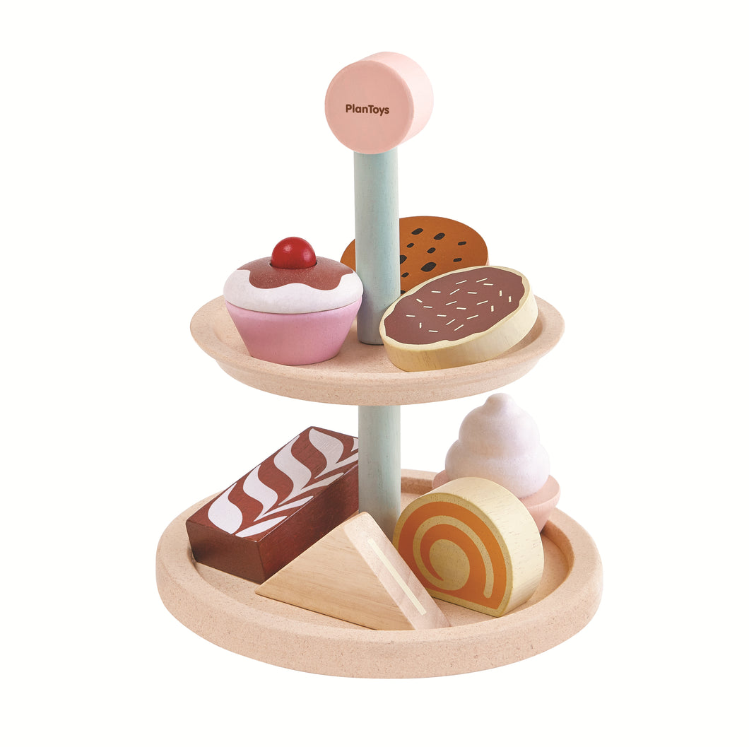 Plan Toys - Bakery Stand