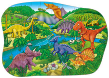 Load image into Gallery viewer, Orchard Toys Big D|inosaurs Jigsaw Puzzle