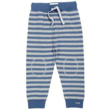 Load image into Gallery viewer, Kite Stripy Joggers Navy Front