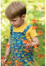 Load image into Gallery viewer, Frugi Parsnip Dungarees - Bug Life Lifestyle
