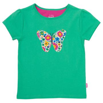 Kite Butterfly T-Shirt Front