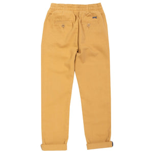 Kite - Comfy Chinos Toffee back