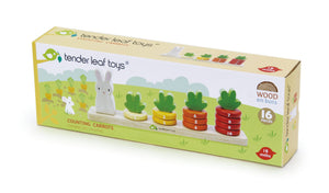 Tender Leaf - Counting Carrots Box