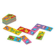 Load image into Gallery viewer, Orchard Toys - Dinosaur Dominoes