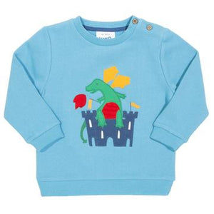 Kite Dragon Time Sweatshirt - Front