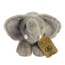 Load image into Gallery viewer, Eco Nation Elephant 10.5in