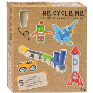 RecycleMe - Medium Model Engineer