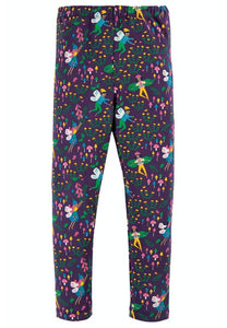 Libby Printed Leggings - Fairy Friends