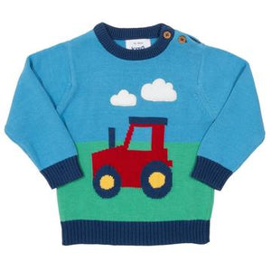 Kite Farm Play Jumper Front