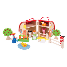Load image into Gallery viewer, Mini Farm Playset