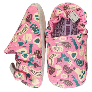 Poco Nido Harvest Pink Mini Shoes