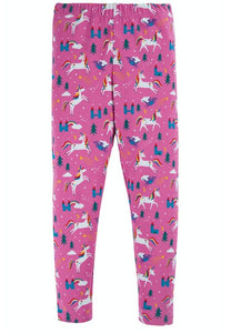Frugi - Unicorn Leggings