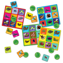 Load image into Gallery viewer, Orchard Toys - Little Bug Bingo - Mini Game Contents