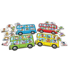 Load image into Gallery viewer, Orchard Toys - Little Bus Lotto