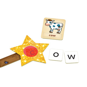 Orchard Toys Magic Spelling Game Close Up