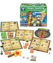 Load image into Gallery viewer, Orchard Toys Magic Spelling Game Box & Contents