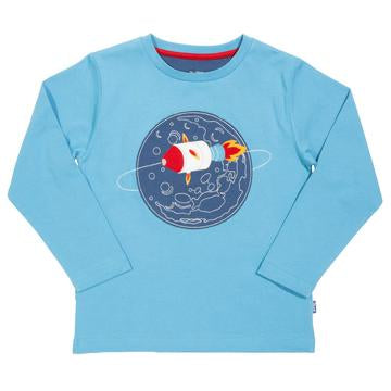 Kite - Moon Orbit T-Shirt Front