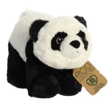 Load image into Gallery viewer, Eco Nation Panda 9in