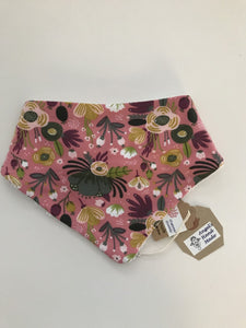 Hand Made Bibs - Floral