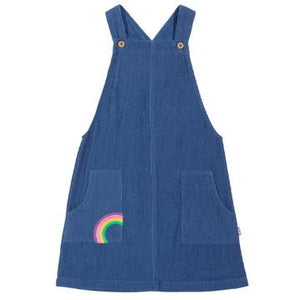 Kite Rainbow Pinafore Front