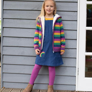 Kite Rainbow Pinafore Lifestyle