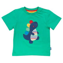 Load image into Gallery viewer, Kite Rainbow Rex T-Shirt - Front