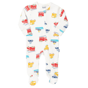 Rescue Squad Sleepsuit