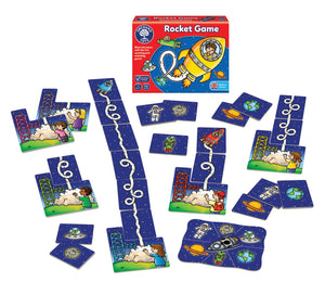 Orchard Toys Rocket Game Box & Contents