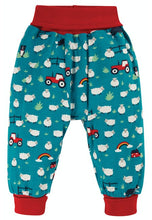 Load image into Gallery viewer, Frugi Parsnip Pants - Sheepdog, Front