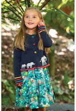 Load image into Gallery viewer, Frugi - Spring Skater Dress - India Lifestyle