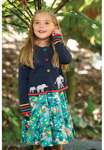 Frugi - Spring Skater Dress - India Lifestyle