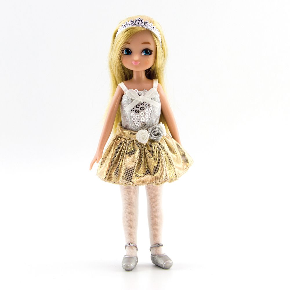 Lottie - Ballerina Doll - Swan Lake