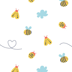 Piccalilly Little Wings print
