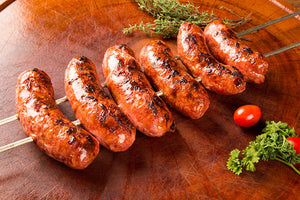 Spicy Chicken Sausage 4lbs (2_packs)