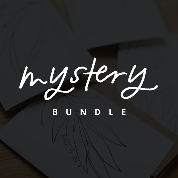 Winter Mystery Bundle