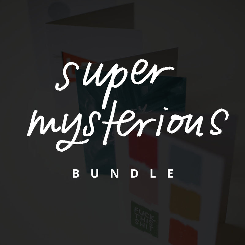 Super Mysterious Bundle