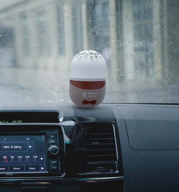 For Car Journeys - Aura Stabilising Air Freshener