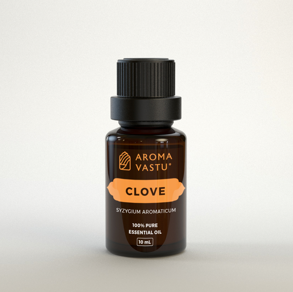 Clove Pure Essential Oil