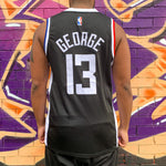LA CLIPPERS  BLACK CITY EDITION JERSEY - PAUL GEORGE 13
