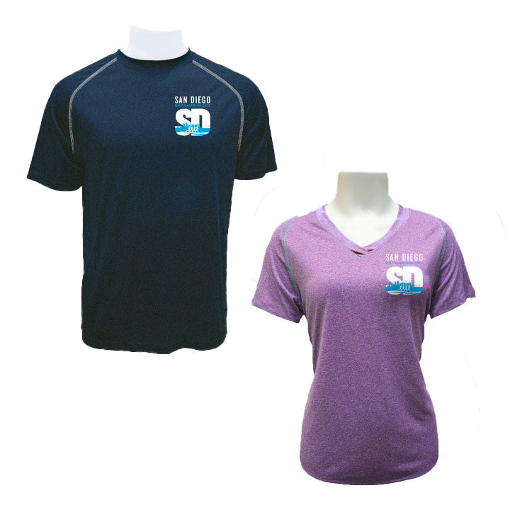 2015 San Diego Half Marathon Event Tech Shirt