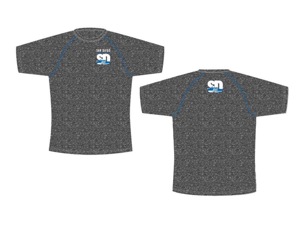 2016 San Diego Half Marathon Event Tech Shirt