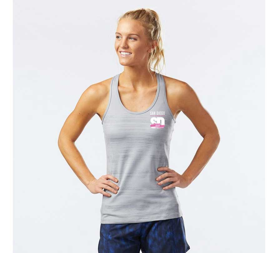 Womens Tech Racerback