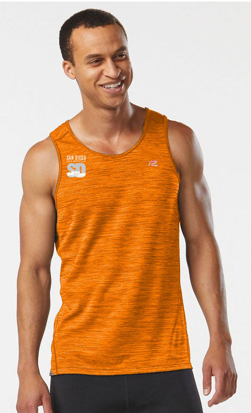 Men's Sleeveless Tech Shirts: Closeout